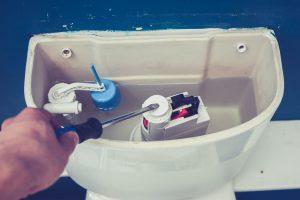 chasse d'eau