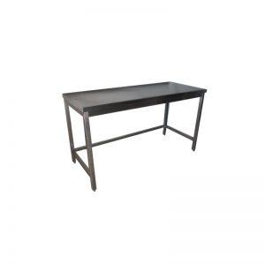 Bien utiliser une table en acier inoxydable